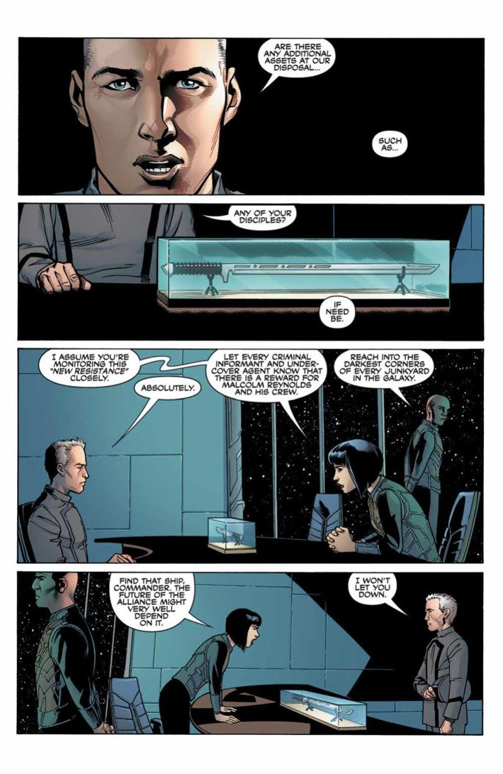 Firefly_Legacy_v2_SC_PRESS_08 ComicList Previews: FIREFLY LEGACY EDITION VOLUME 2 TP