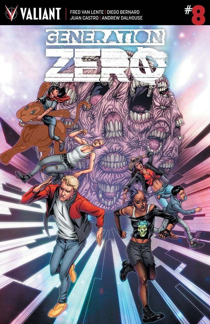 GENZERO_008_COVER-A_EVANS ComicList Preview: GENERATION ZERO #8