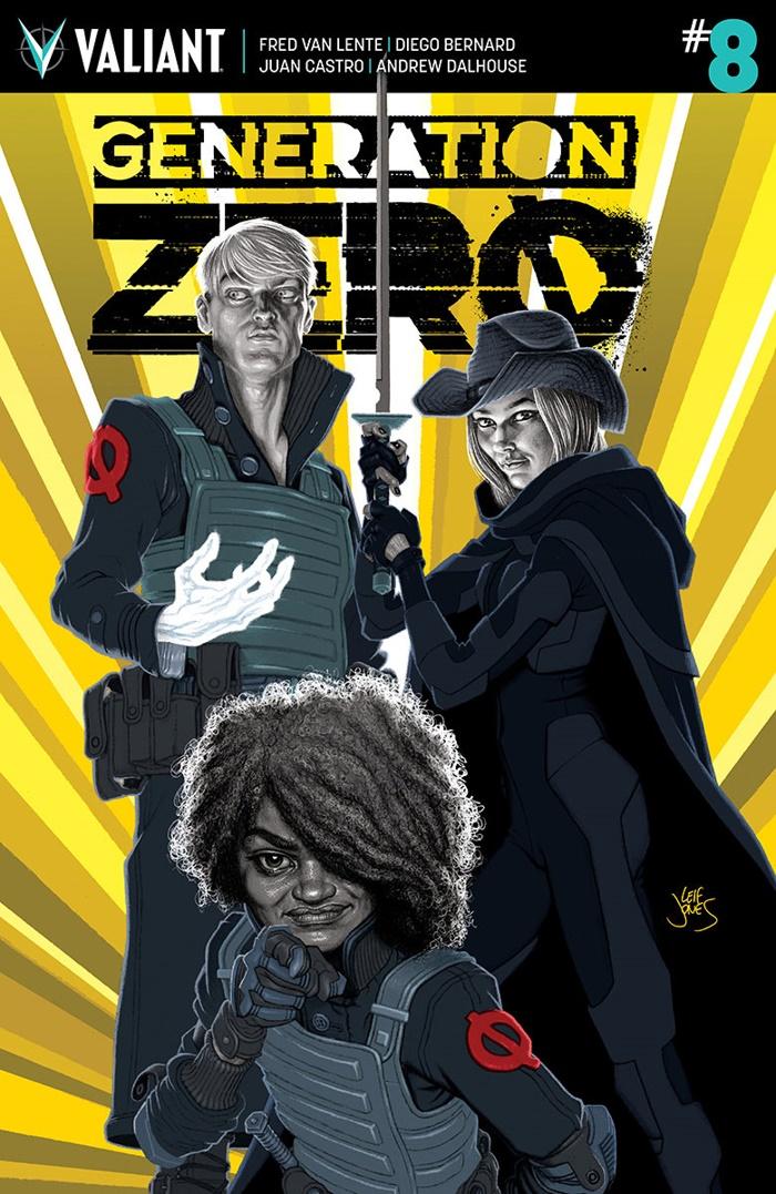 GENZERO_008_COVER-B_JONES ComicList Preview: GENERATION ZERO #8