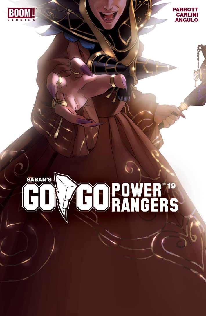 GGPR_019_Cover_B_Intermix ComicList Previews: SABAN'S GO GO POWER RANGERS #19