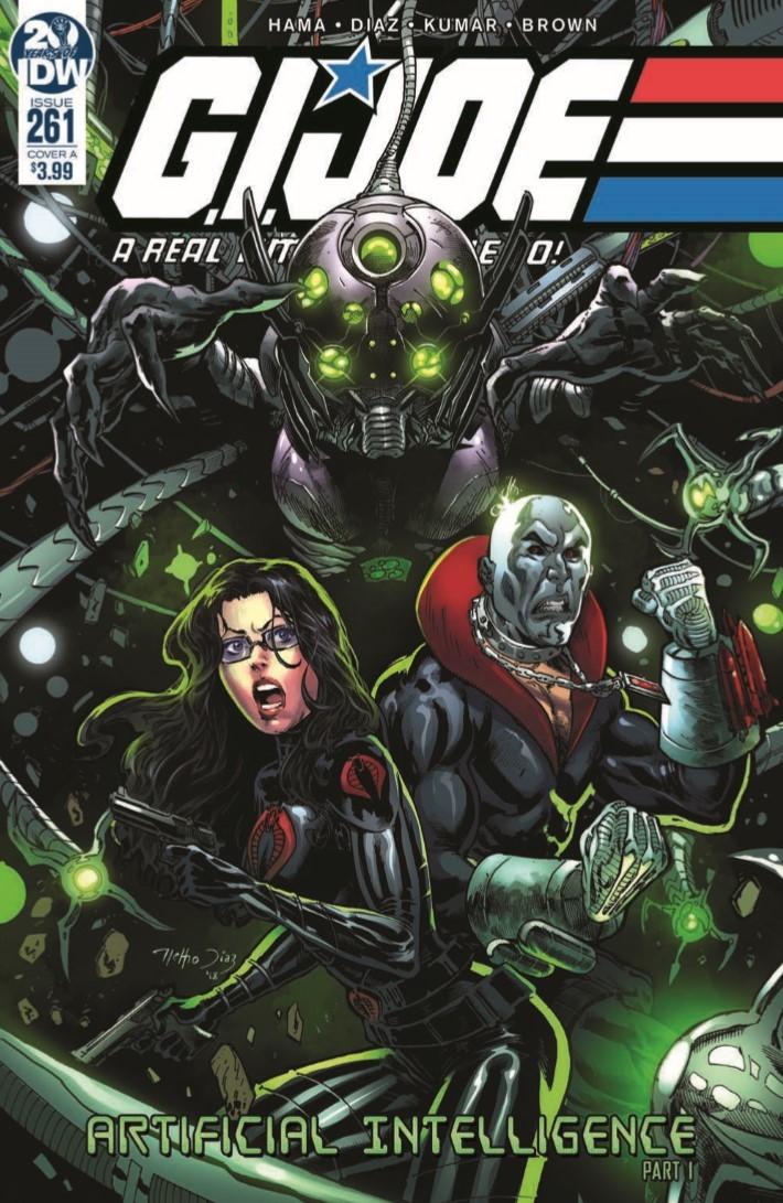 GIJOE_Real_American_Hero_261-pr-1 ComicList Previews: G.I. JOE A REAL AMERICAN HERO #261