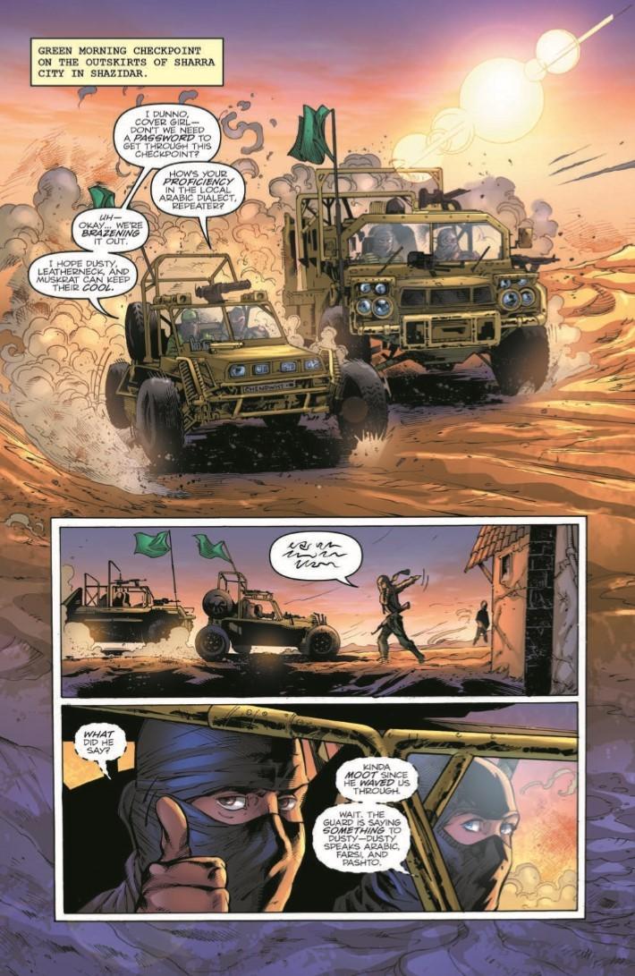 GIJOE_Real_American_Hero_261-pr-3 ComicList Previews: G.I. JOE A REAL AMERICAN HERO #261