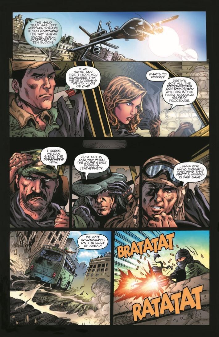GIJOE_Real_American_Hero_261-pr-6 ComicList Previews: G.I. JOE A REAL AMERICAN HERO #261