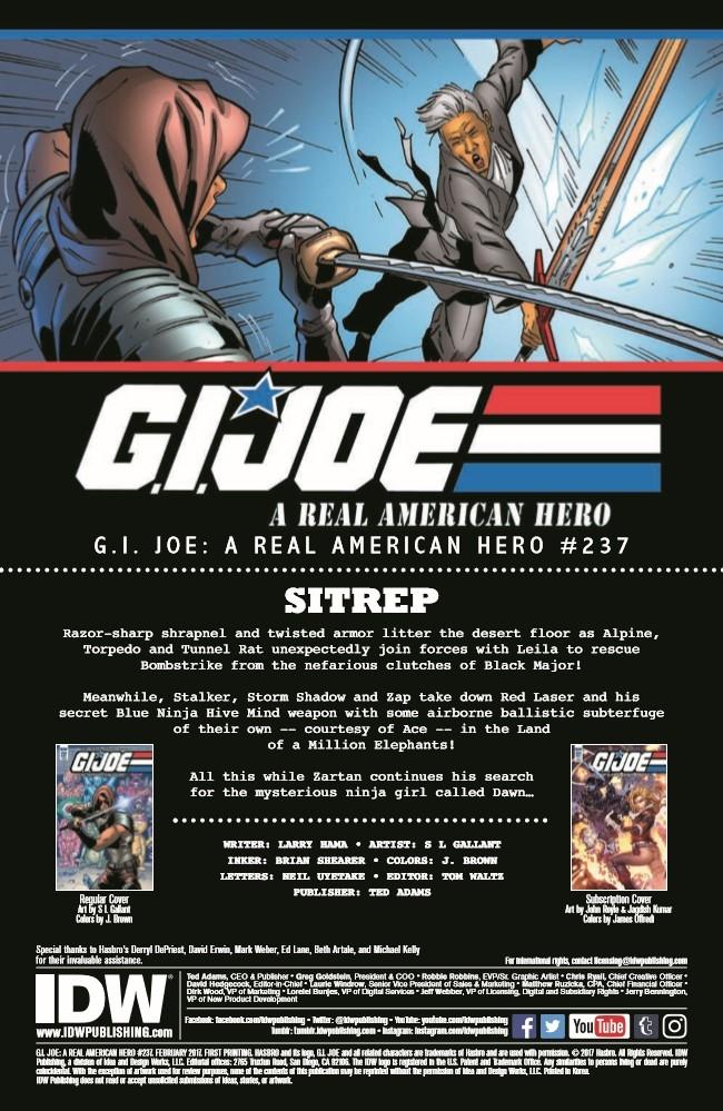 GIJoe_RAH_237-pr-2 ComicList Preview: G.I. JOE A REAL AMERICAN HERO #237