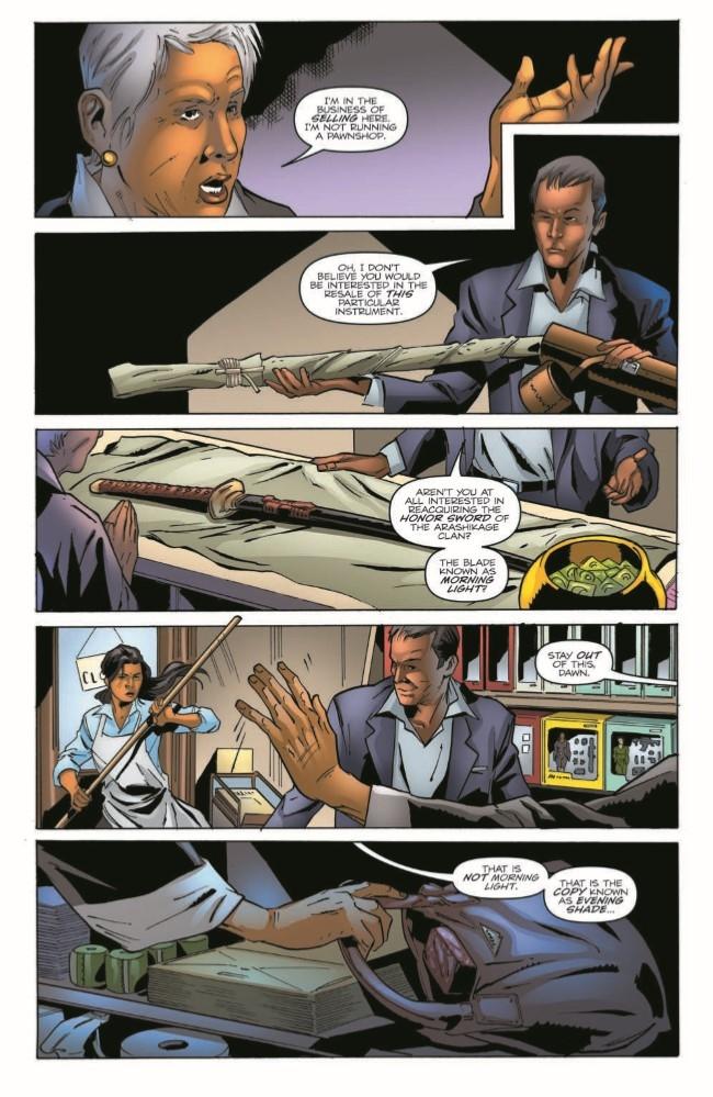 GIJoe_RAH_237-pr-4 ComicList Preview: G.I. JOE A REAL AMERICAN HERO #237