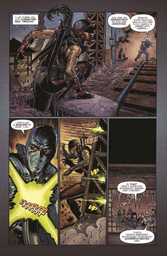 GIJoe_RAH_250-pr-5 ComicList Previews: G.I. JOE A REAL AMERICAN HERO #250