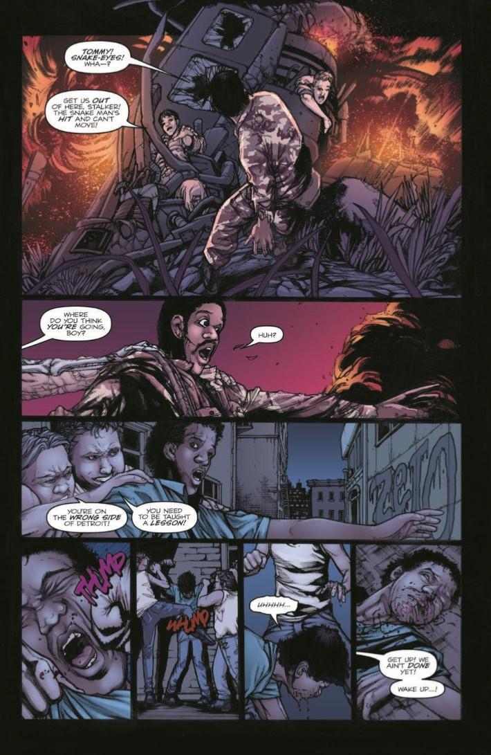 GIJoe_RealAmericanHero_251-pr-6 ComicList Previews: G.I. JOE A REAL AMERICAN HERO #251