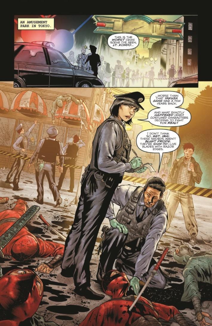 GIJoe_RealAmericanHero_Vol20-pr-5 ComicList Previews: G.I. JOE A REAL AMERICAN HERO VOLUME 20 TP