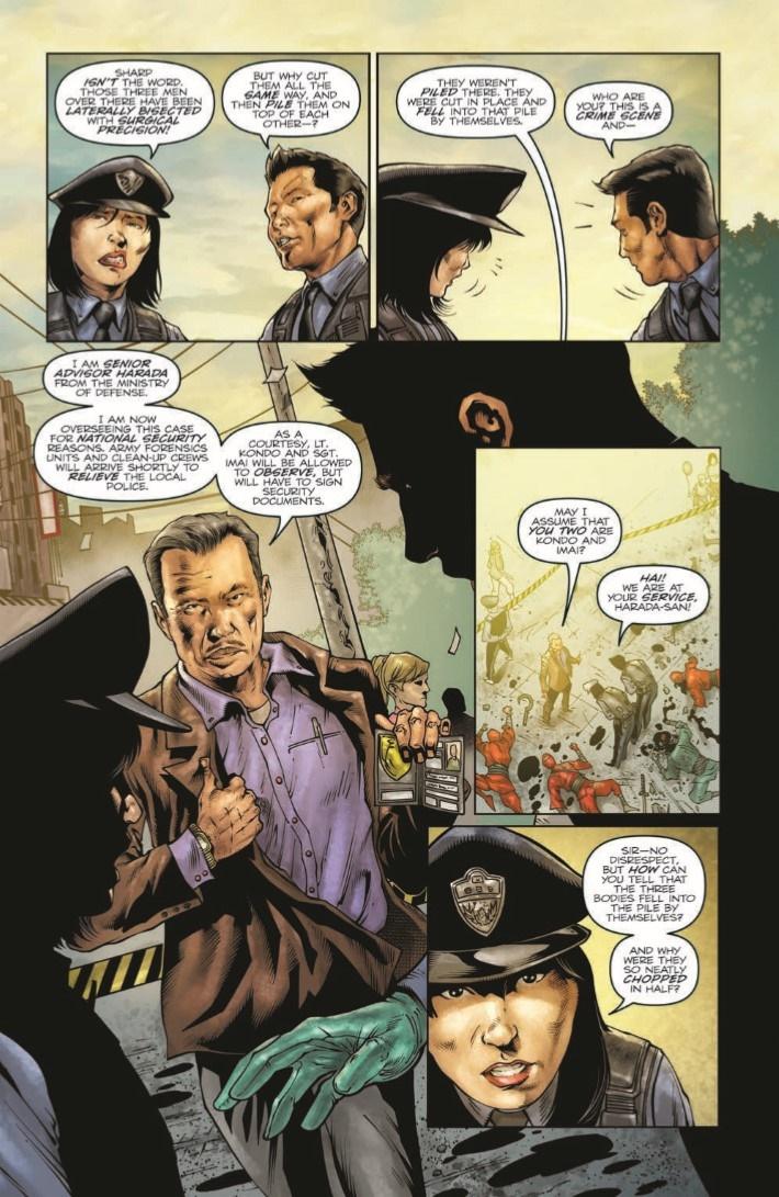 GIJoe_RealAmericanHero_Vol20-pr-6 ComicList Previews: G.I. JOE A REAL AMERICAN HERO VOLUME 20 TP