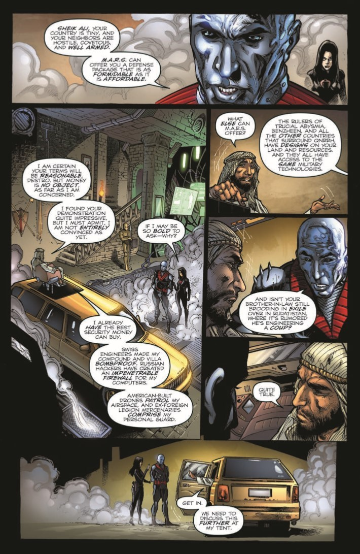 GIJoe_Real_American_Hero_254-pr-5 ComicList Previews: G.I. JOE A REAL AMERICAN HERO #254