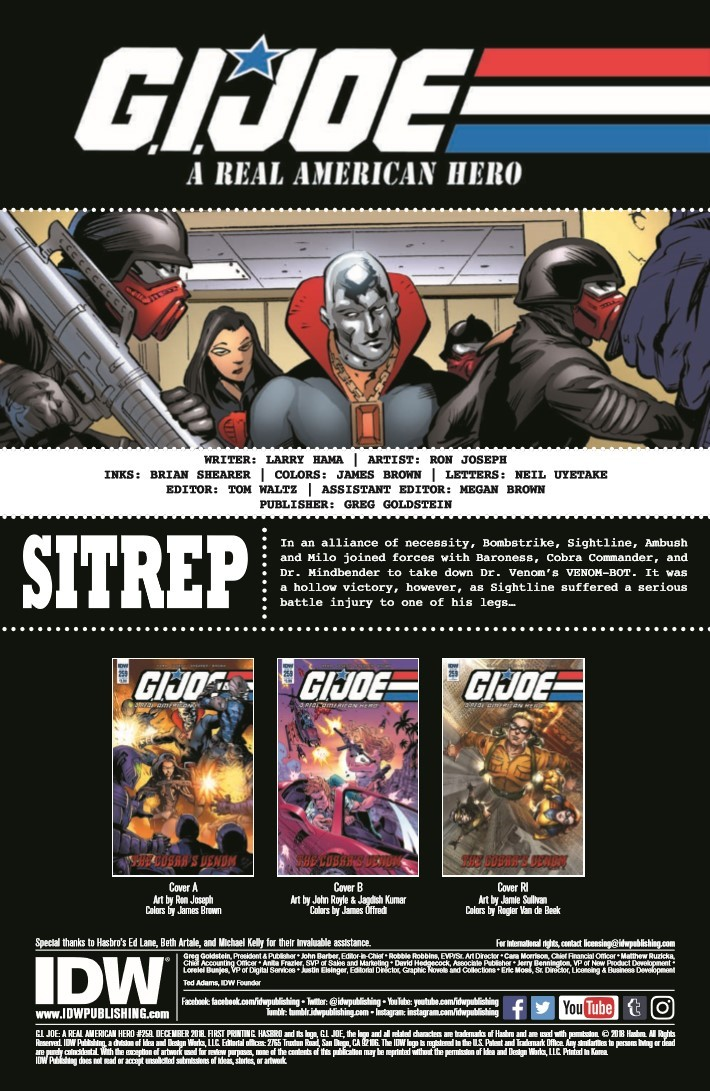 GIJoe_Real_American_Hero_259-pr-2 ComicList Previews: G.I. JOE A REAL AMERICAN HERO #259