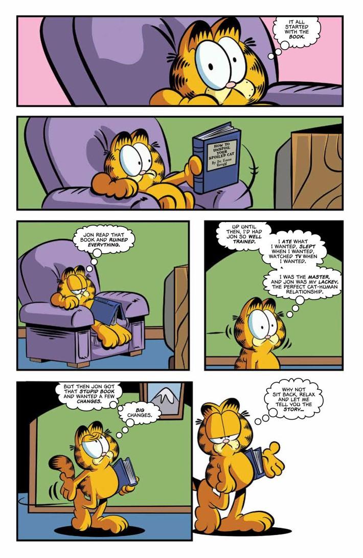 Garfield_Homecoming_SC_PRESS_03 ComicList Previews: GARFIELD HOMECOMING TP