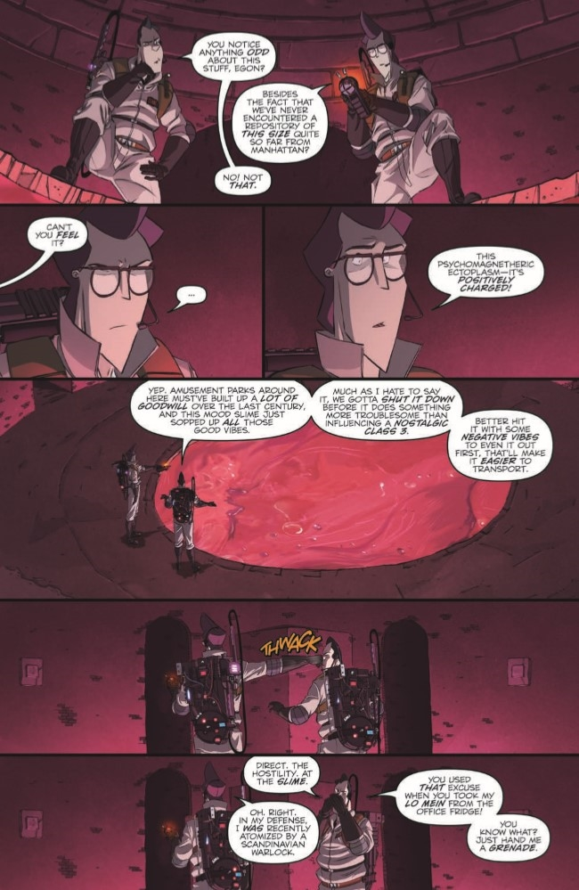 Ghostbusters101_01-pr-5 ComicList Preview: GHOSTBUSTERS 101 #1