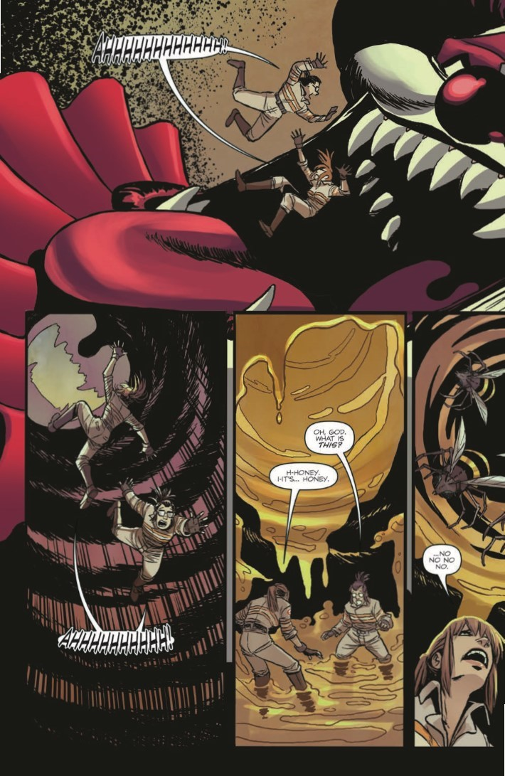 Ghostbusters_ATC_04-pr-4 ComicList Previews: GHOSTBUSTERS ANSWER THE CALL #4