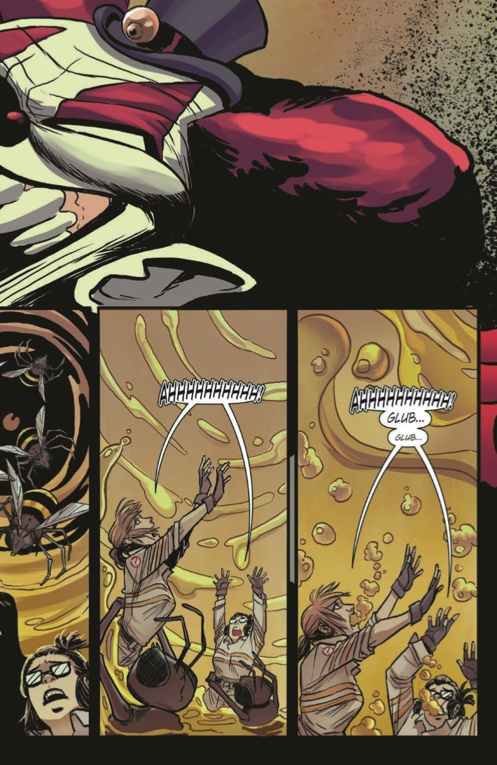 Ghostbusters_ATC_04-pr-5 ComicList Previews: GHOSTBUSTERS ANSWER THE CALL #4