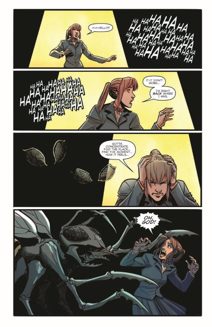 Ghostbusters_AnswerTheCall_05-pr-7 ComicList Previews: GHOSTBUSTERS ANSWER THE CALL #5