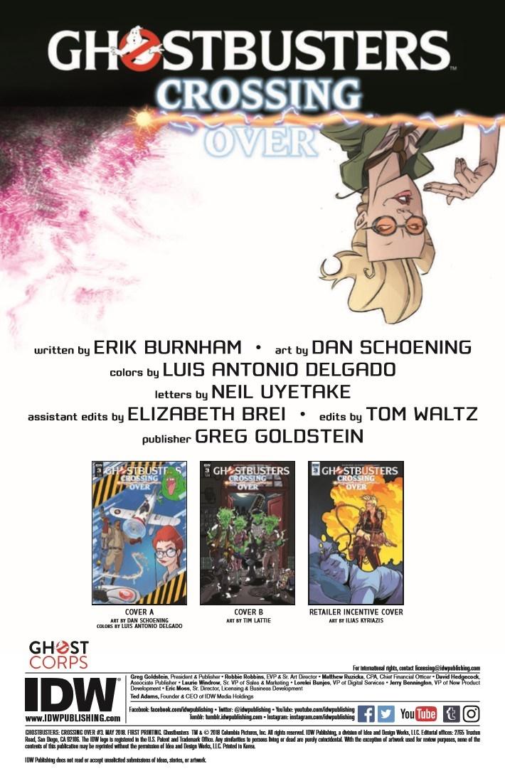 Ghostbusters_CrossingOver_03-pr-2 ComicList Previews: GHOSTBUSTERS CROSSING OVER #3