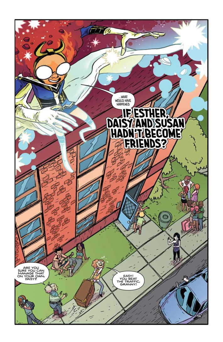 GiantDays_ExtraCredit_v1_SC_PRESS_10 ComicList Previews: GIANT DAYS EXTRA CREDIT VOLUME 1 TP