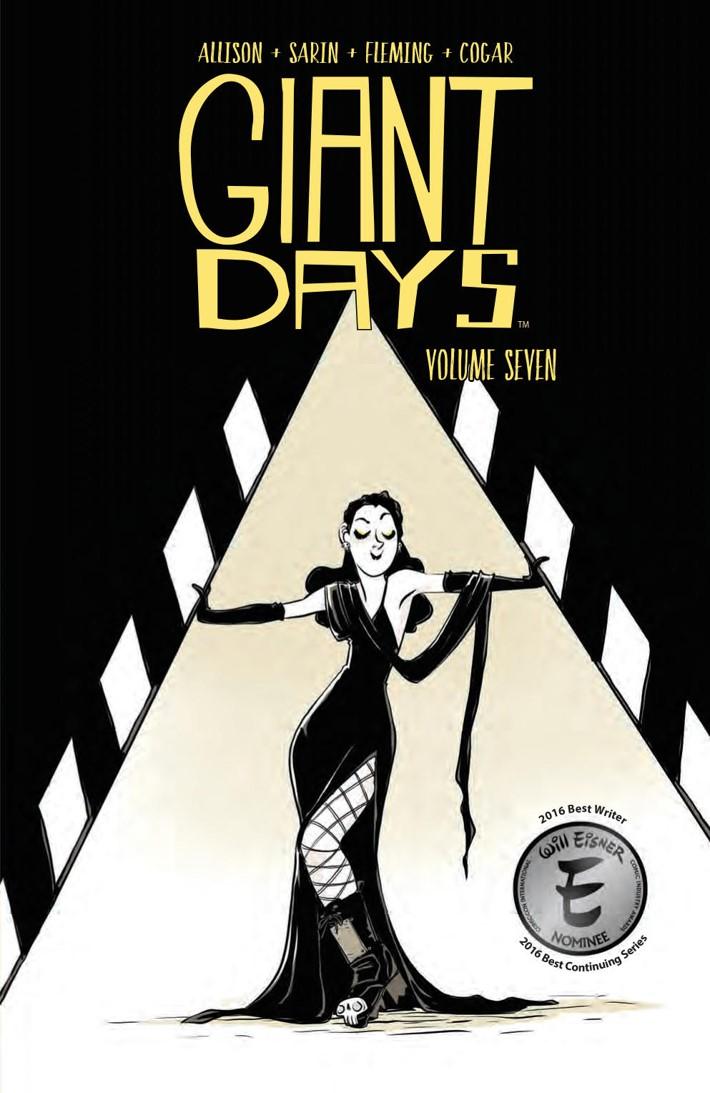 GiantDays_v7_SC_PRESS_1 ComicList Previews: GIANT DAYS VOLUME 7 TP