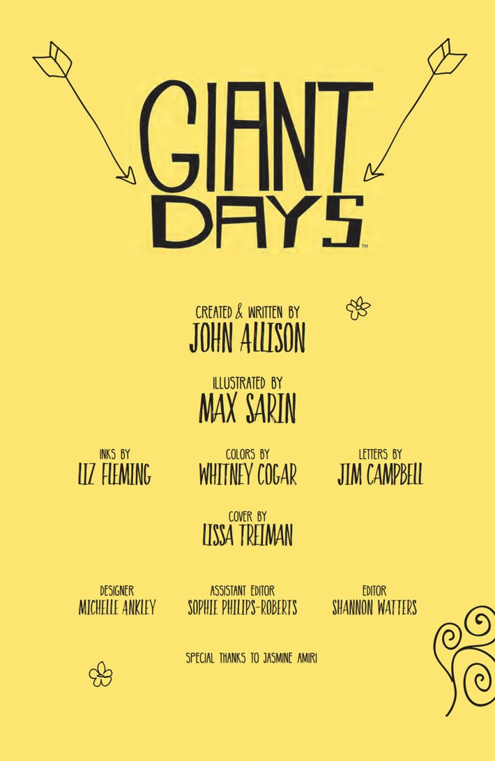 GiantDays_v7_SC_PRESS_7 ComicList Previews: GIANT DAYS VOLUME 7 TP