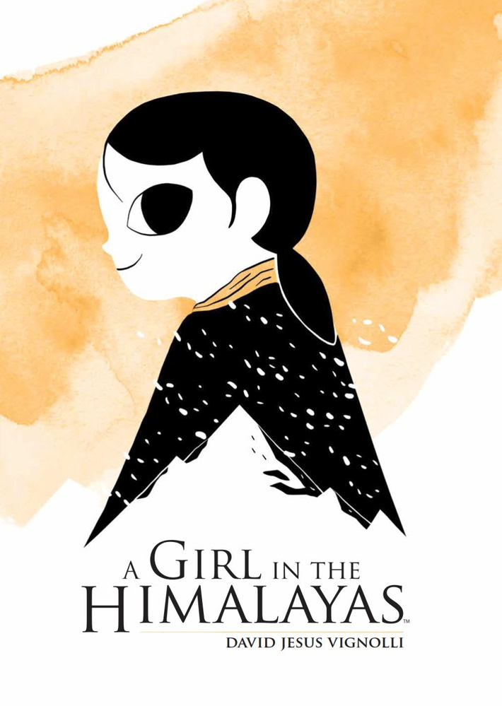 GirlHimalayas_SC_PRESS_1 ComicList Previews: A GIRL IN THE HIMALAYAS GN