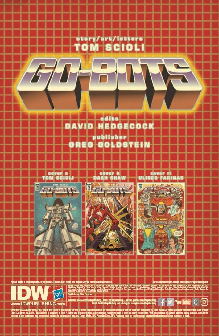 Go-Bots_03-pr-2 ComicList Previews: GO-BOTS #3
