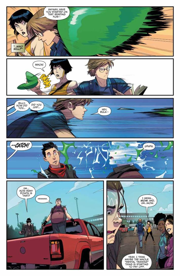 GoGoPowerRangers_010_PRESS_7 ComicList Previews: SABAN'S GO GO POWER RANGERS #10