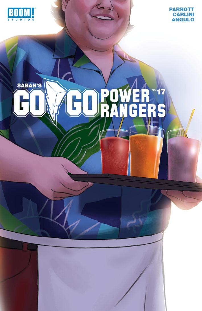 GoGoPowerRangers_017_B_Civilian ComicList: BOOM! Studios New Releases for 02/13/2019