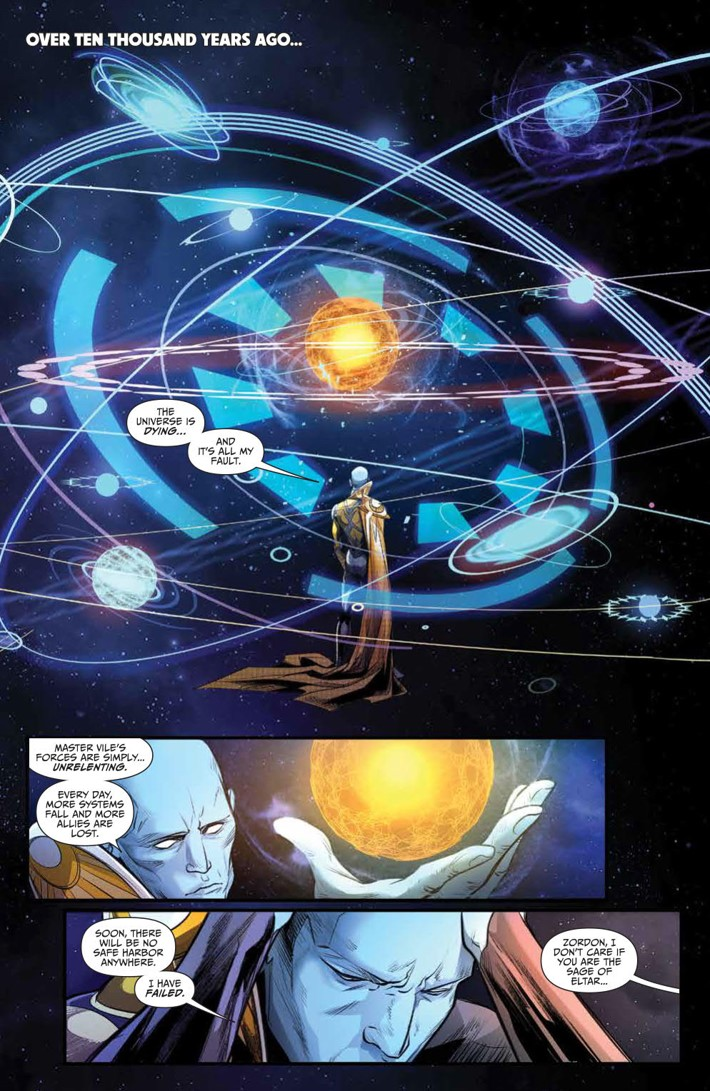 GoGoPowerRangers_018_PRESS_3 ComicList Previews: SABAN'S GO GO POWER RANGERS #18