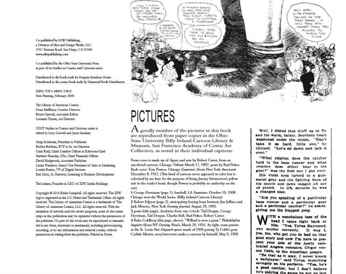 GoatGetters-pr-2 ComicList Previews: THE GOAT GETTERS HC