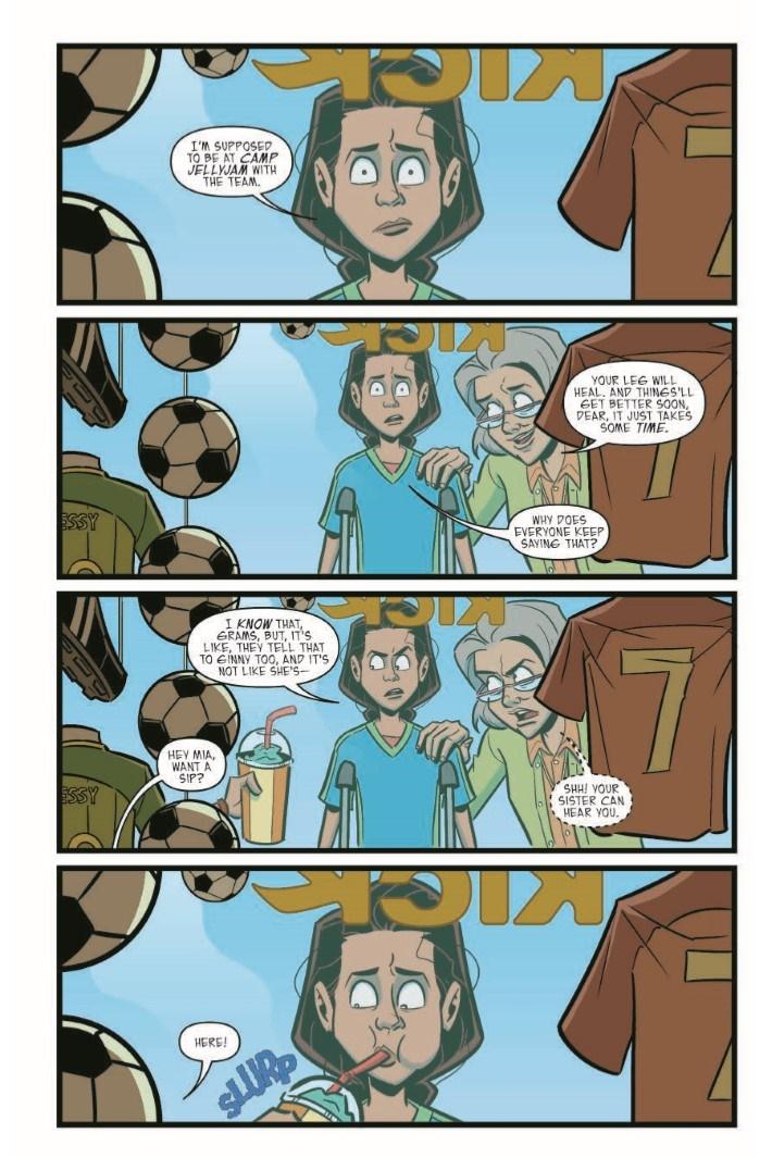 Goosebumps_MaM_TPB-pr-4 ComicList Previews: GOOSEBUMPS MONSTERS AT MIDNIGHT HC