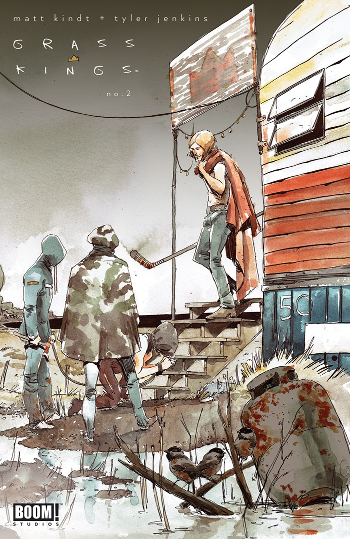 GrassKings_002_COVER_PRESS_C ComicList Preview: GRASS KINGS #2