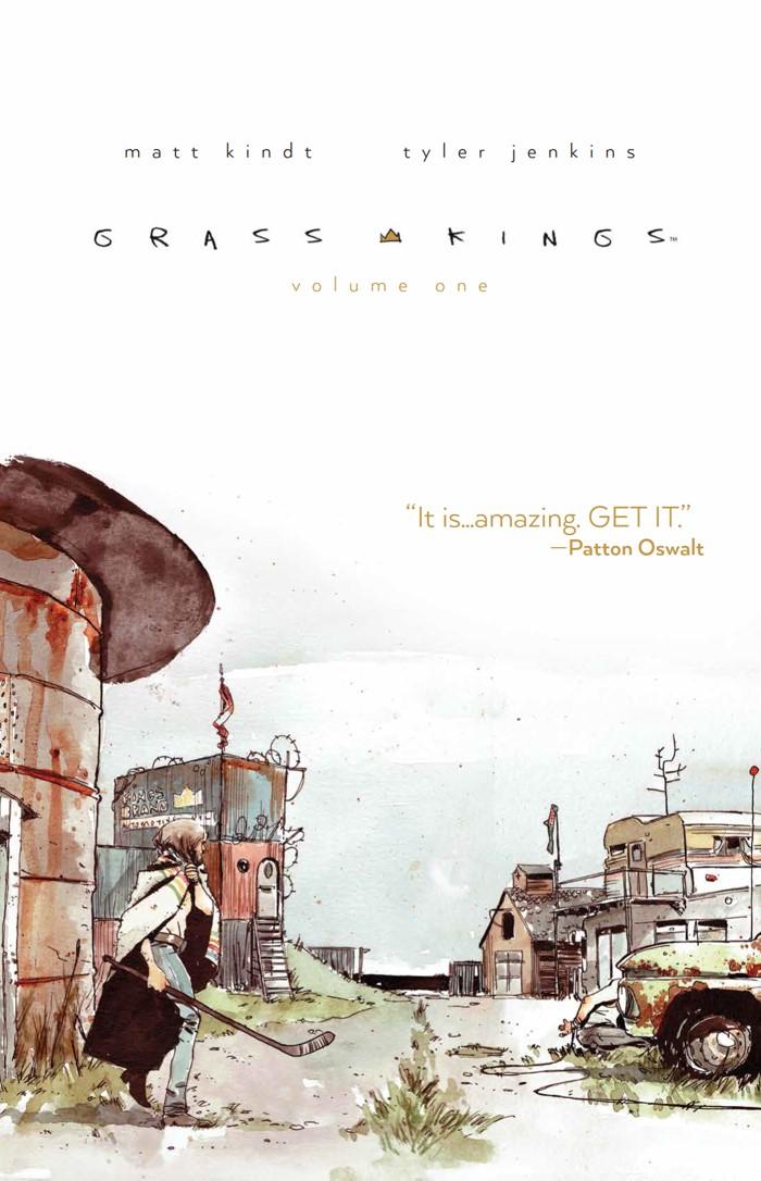 GrassKings_v1_HC_PRESS_1 ComicList Previews: GRASS KINGS VOLUME 1 HC