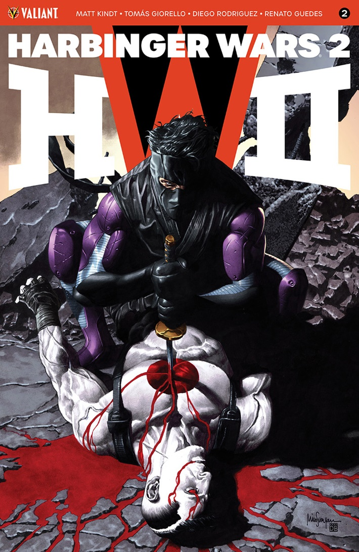 HW2_002_COVER-B_SUAYAN ComicList Previews: HARBINGER WARS 2 #2