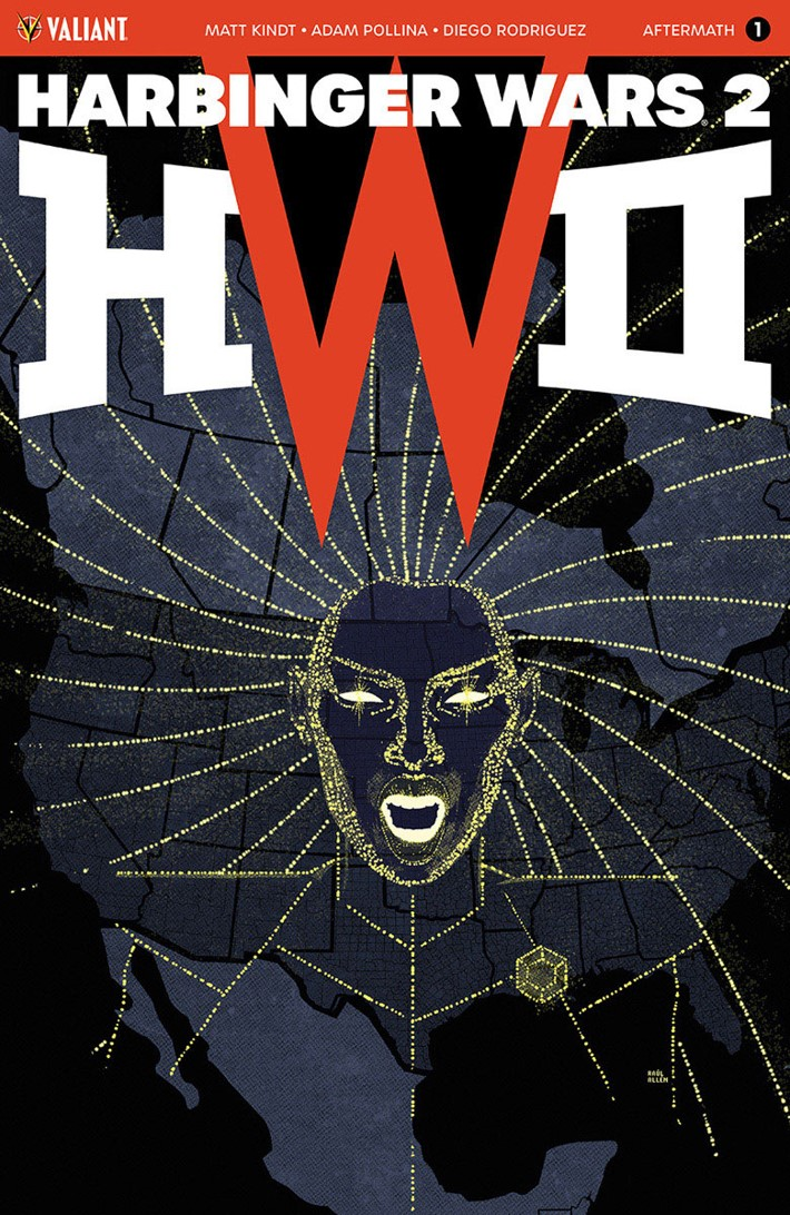 HW2_AFTERMATH_001_COVER-A_ALLEN ComicList Previews: HARBINGER WARS 2 AFTERMATH #1