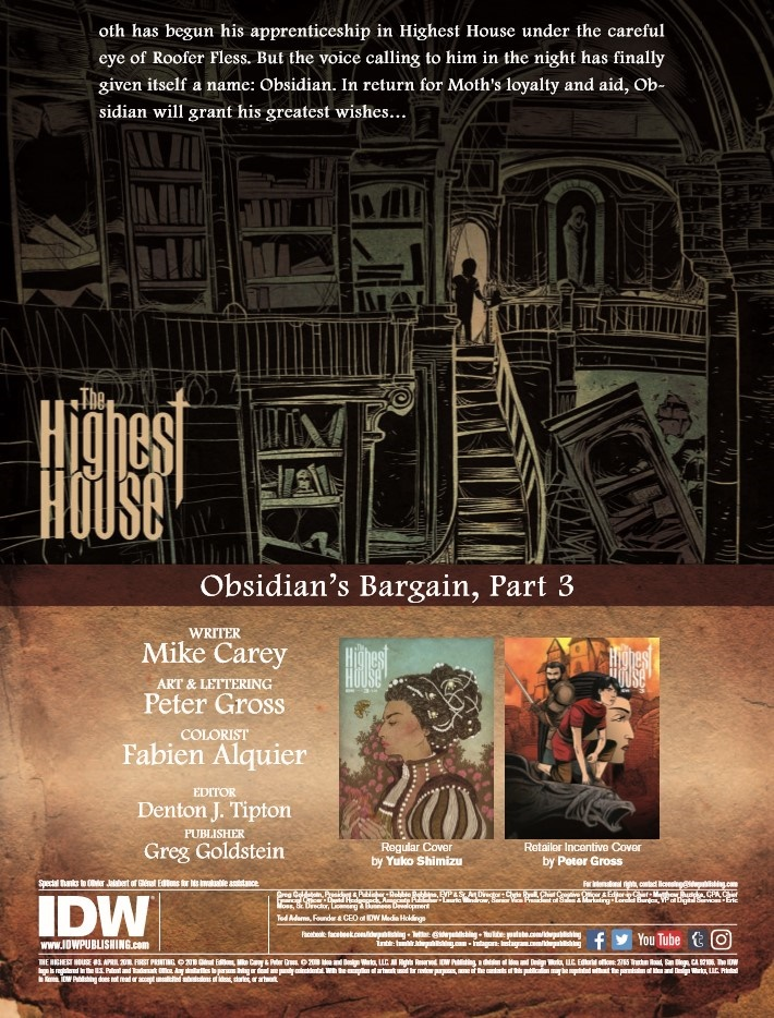 HighestHouse_03-pr-2 ComicList Previews: THE HIGHEST HOUSE #3