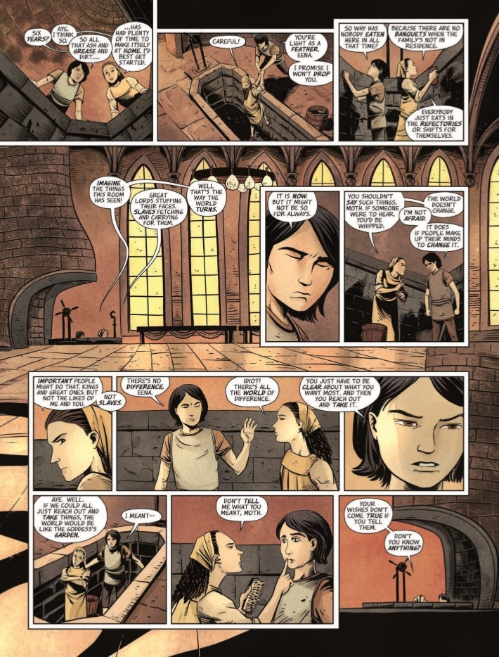 HighestHouse_03-pr-6 ComicList Previews: THE HIGHEST HOUSE #3