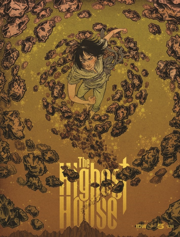 Highest_House_05-pr-1 ComicList Previews: THE HIGHEST HOUSE #5