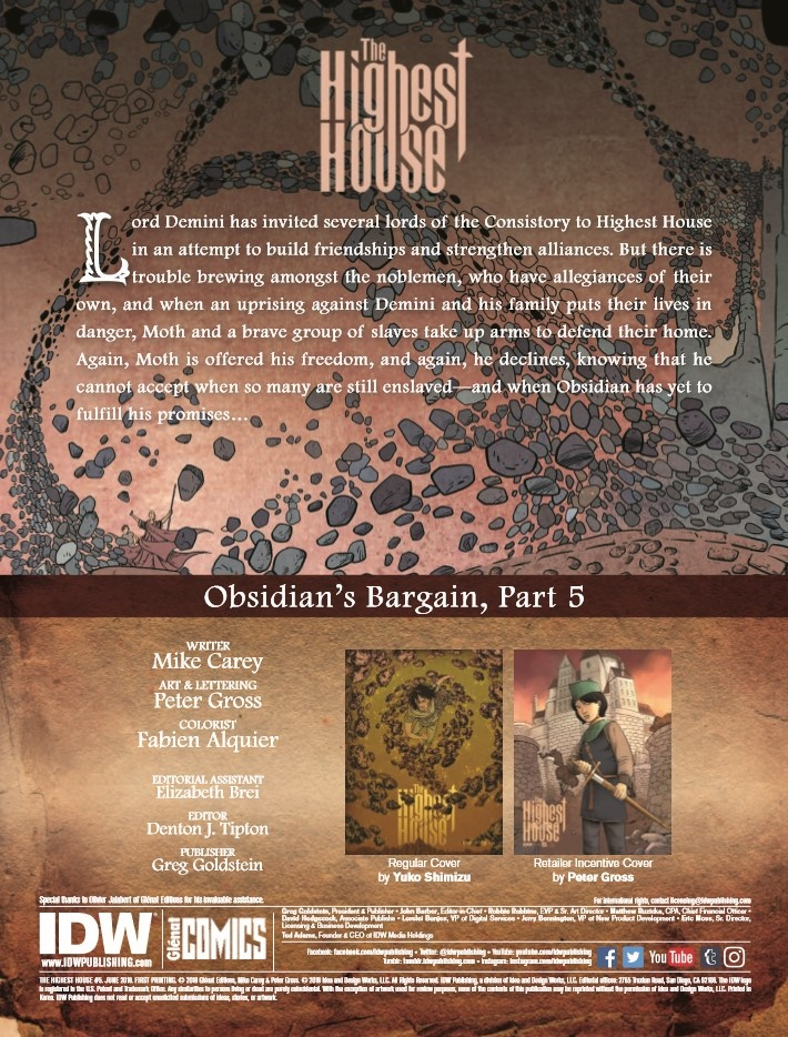 Highest_House_05-pr-2 ComicList Previews: THE HIGHEST HOUSE #5