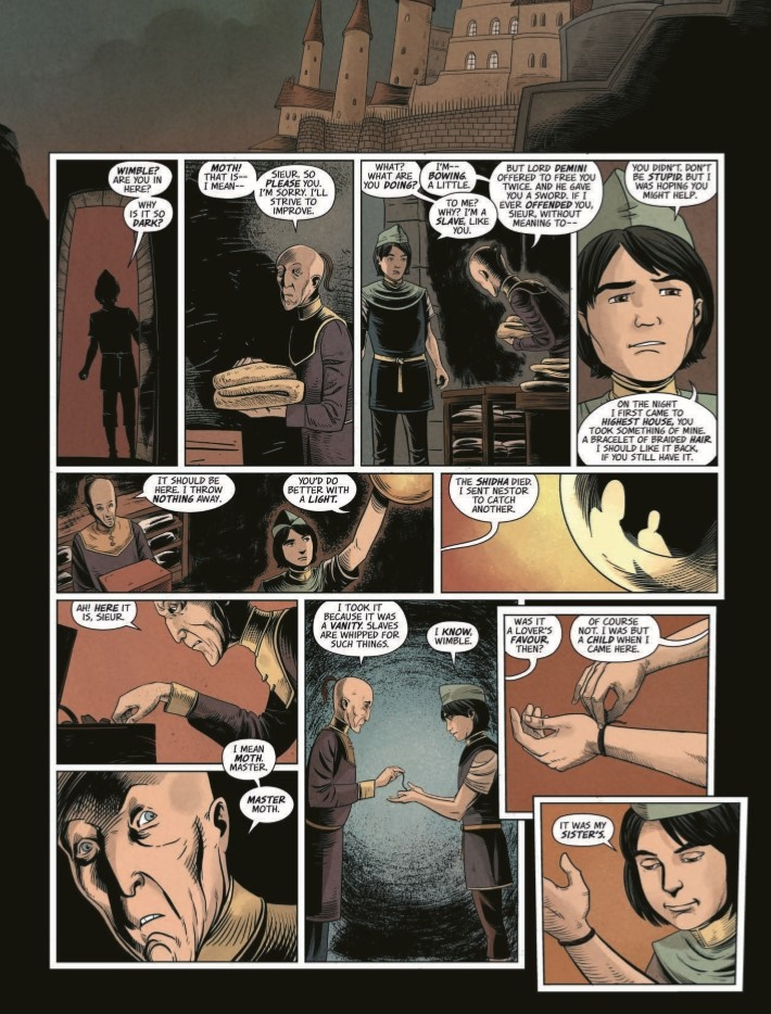 Highest_House_05-pr-3 ComicList Previews: THE HIGHEST HOUSE #5