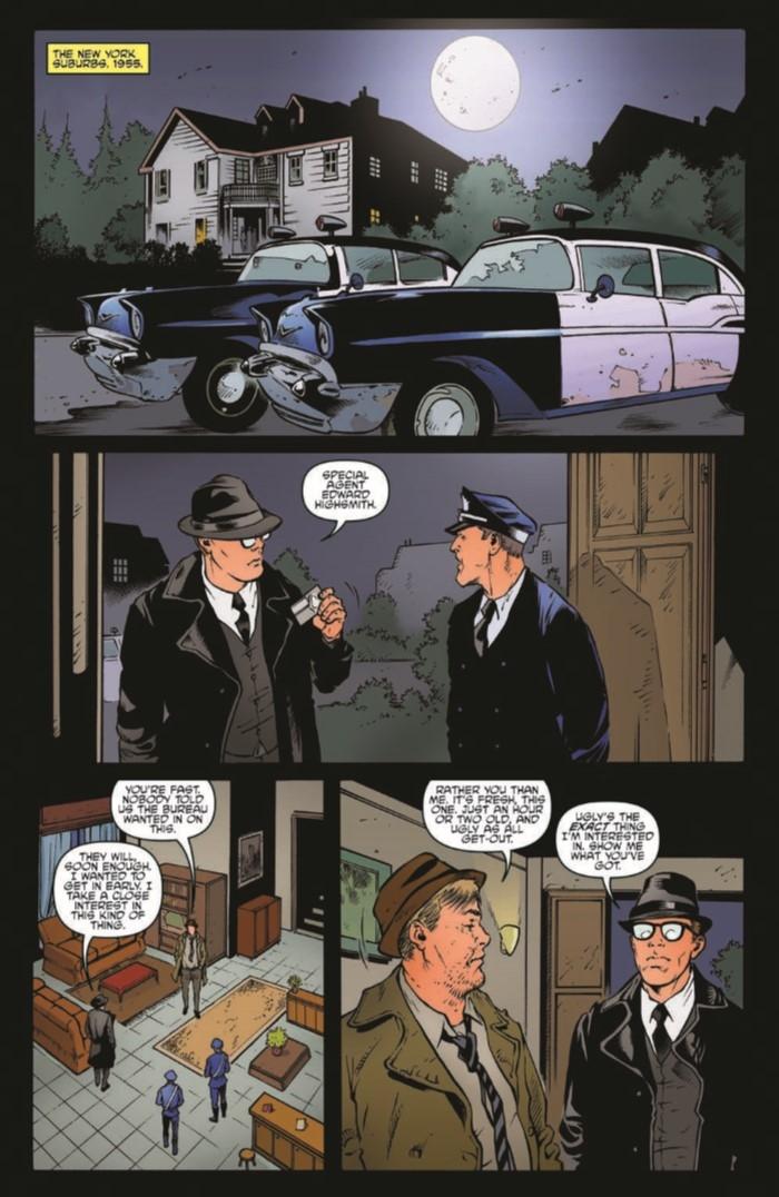 Highlander_AD_03-pr-3 ComicList Preview: HIGHLANDER THE AMERICAN DREAM #3