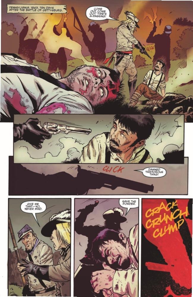 Highlander_AmericanDream_02-pr-3 ComicList Preview: HIGHLANDER THE AMERICAN DREAM #2