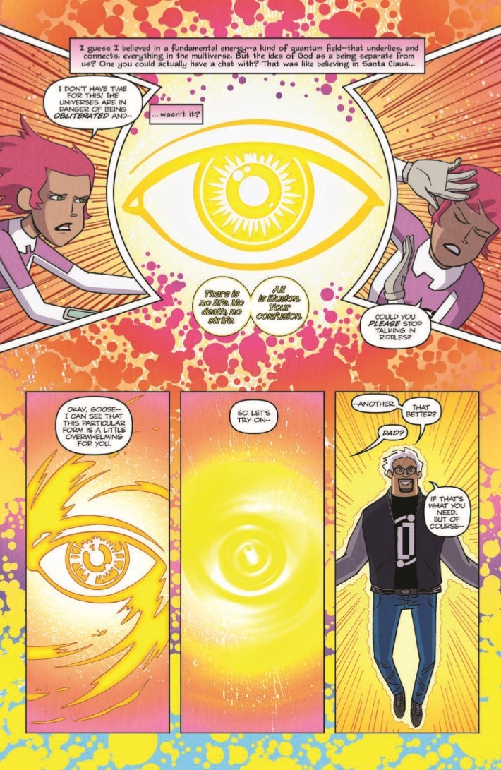Impossible_Inc_05-pr-4 ComicList Previews: IMPOSSIBLE INCORPORATED #5