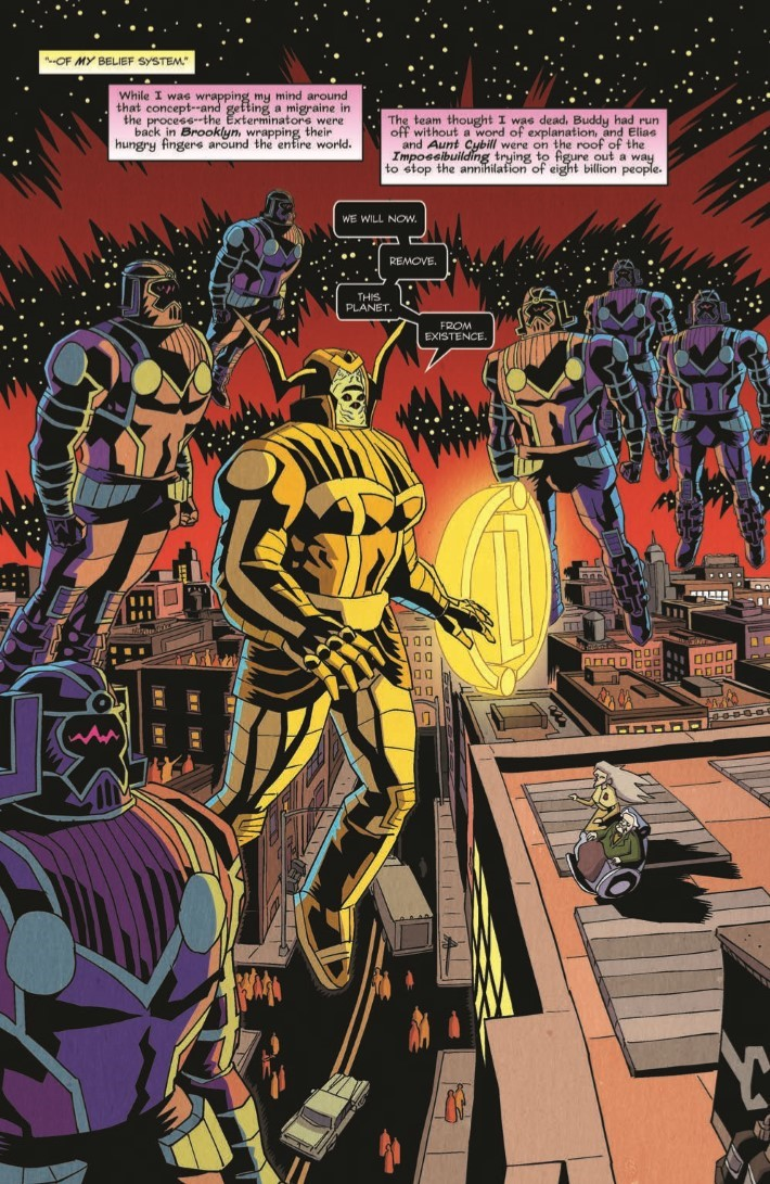 Impossible_Inc_05-pr-6 ComicList Previews: IMPOSSIBLE INCORPORATED #5