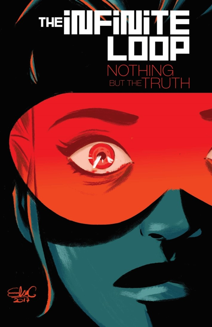 InfiniteLoop_v2_NothingButTheTruth-pr-1 ComicList Previews: THE INFINITE LOOP VOLUME 2 NOTHING BUT THE TRUTH TP