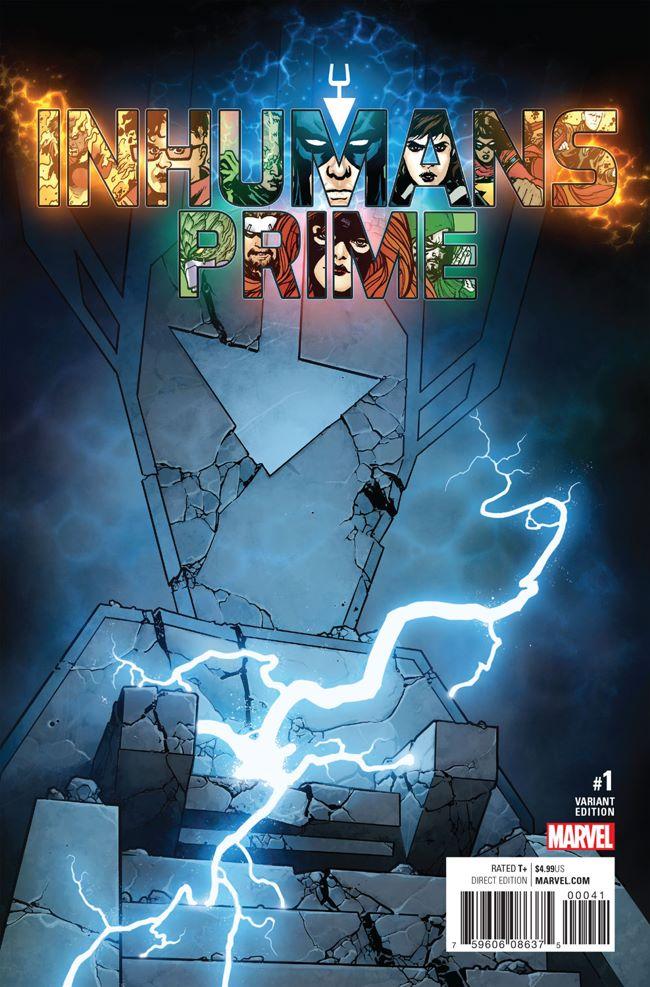 Inhumans_Prime_1_Sook_Variant ComicList Preview: INHUMANS PRIME #1