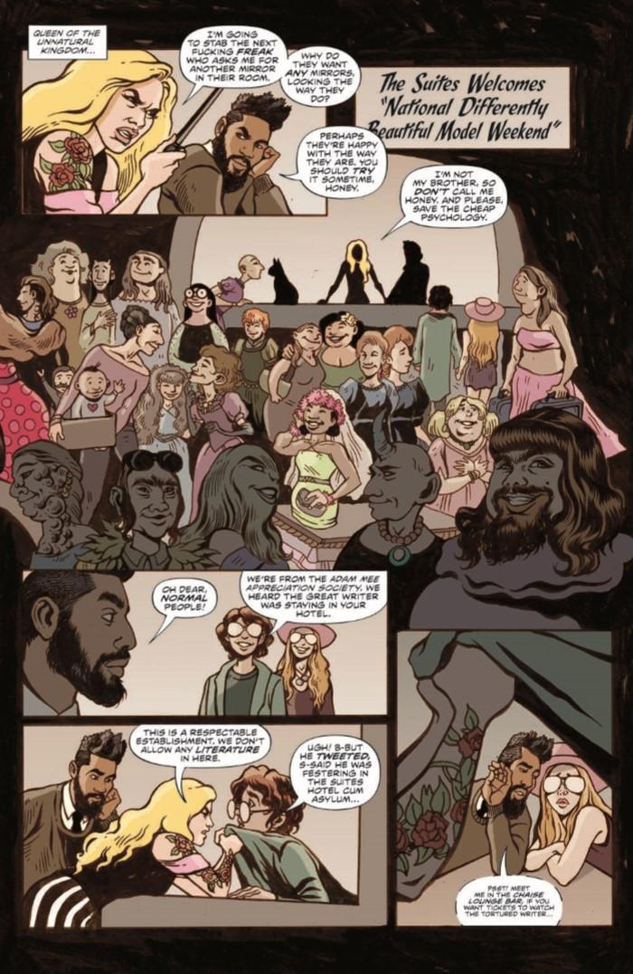 KidLobotomy_05-pr-4 ComicList Previews: KID LOBOTOMY #5
