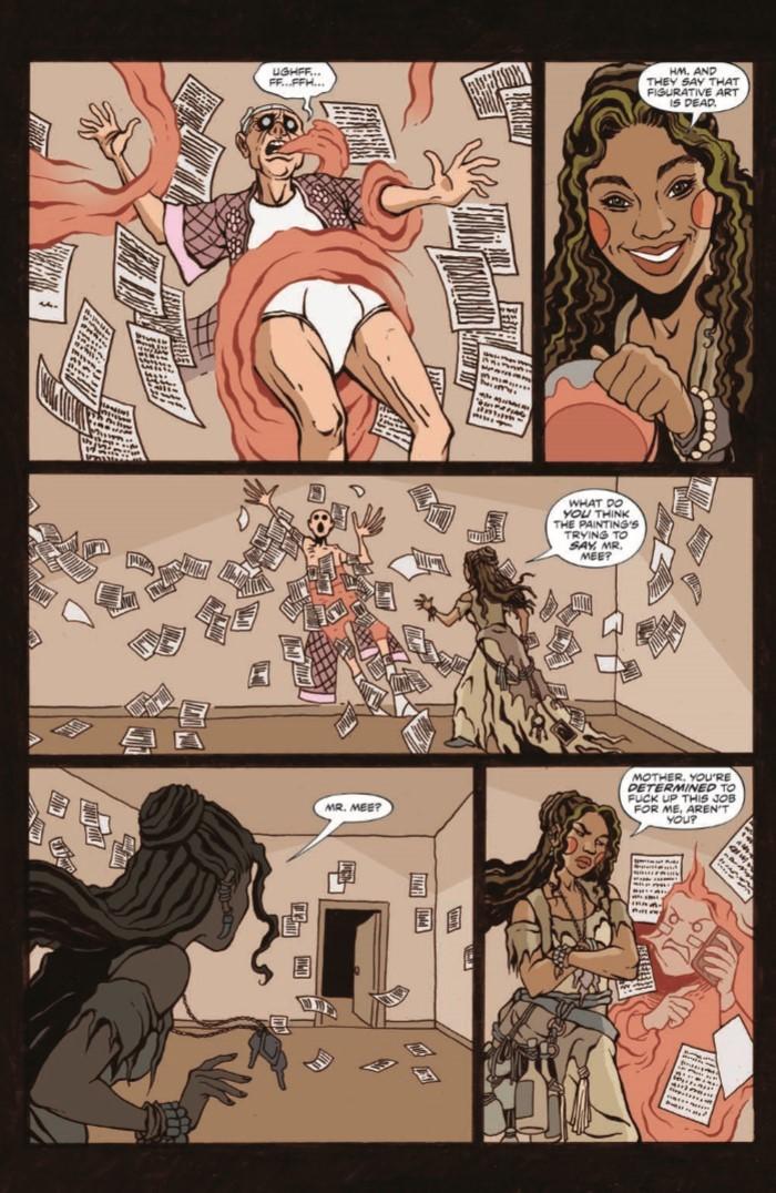 KidLobotomy_05-pr-7 ComicList Previews: KID LOBOTOMY #5