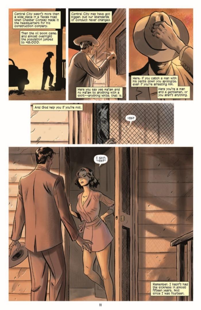 KillerInsideMe_TPB-pr-5 ComicList Preview: JIM THOMPSON'S THE KILLER INSIDE ME TP