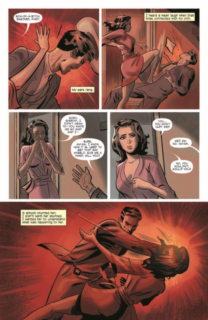 KillerInsideMe_TPB-pr-7 ComicList Preview: JIM THOMPSON'S THE KILLER INSIDE ME TP